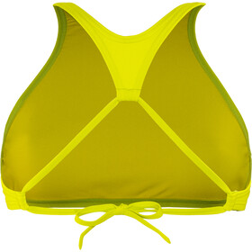 arena Think Crop Top Mujer, amarillo